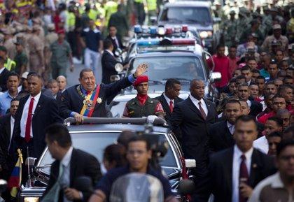 Chávez cumple trece años en el poder con la intención de gobernar hasta el año 2031