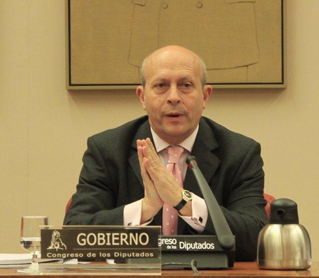 Ministro De Educación, Cultura Y Deporte, José Ignacio Wert