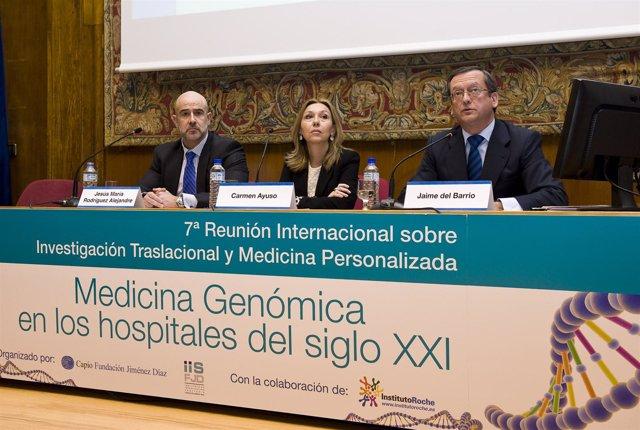 VII Reunión Internacional Sobre Investigación Traslacional
