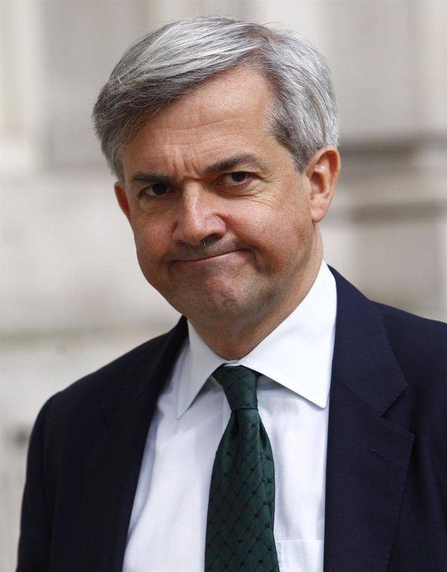 Ministro De Energía De Reino Unido, Chris Huhne