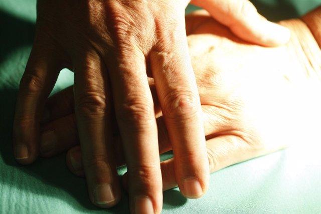 Quemaduras, Manos, Dedos, Uñas