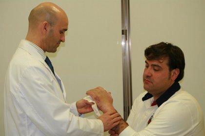 El 20% de las heridas no recibe el tratamiento que necesitan, sobre todo las de ámbito doméstico