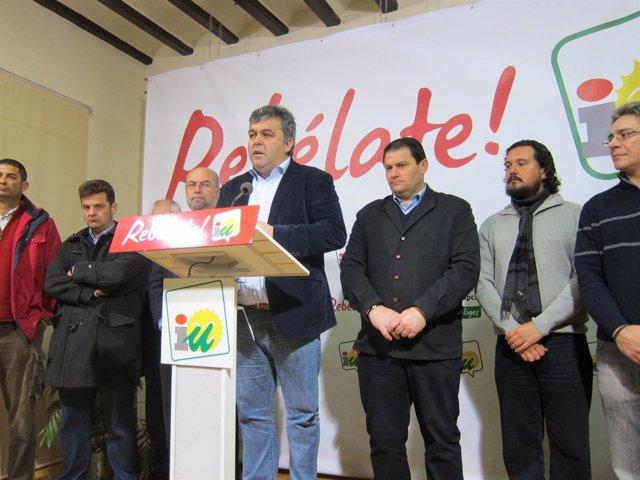 Alcaldes Gaditanos De IU Anuncian Movilizaciones