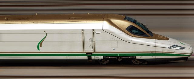 Tren Que Talgo Suministrará Para El AVE La Meca-Medina