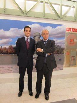 Pedro Corral Y José Antonio González De La Rosa