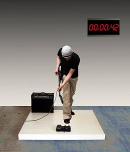 Exposición 'Presencia Activa' De Laboral