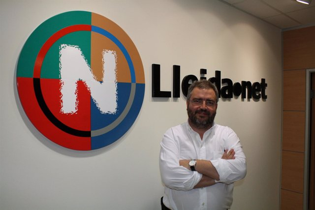 Director Ejecutivo De Lleida.Net, Sisco Sapena