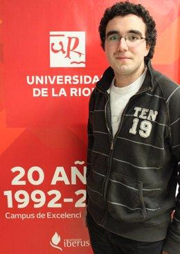 Ignacio Najarro, Presidente Del Consejo De Estudiantes De La UR