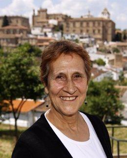 Antonia López Pedrazo, Nueva Concejala Del Ayuntamiento De Cáceres