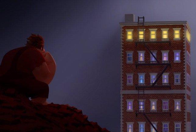 '¡Rompe Ralph!' De Disney