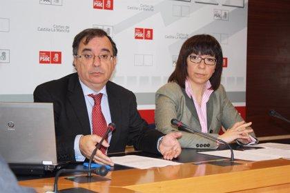 """CMancha.- El PSOE denuncia el desmantelamiento """"constante y sistemático"""" del sistema sociosanitario público de la región"""