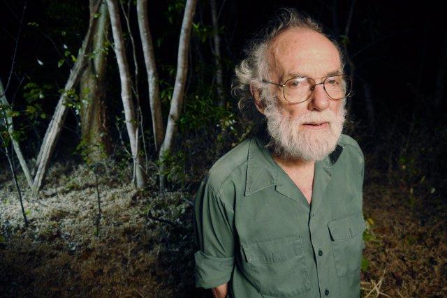 El Profesor Daniel H. Janzen, Premio Fundación BBVA Fronteras Del Conocimiento.