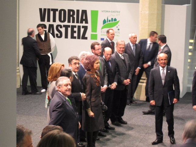 Doña Sofía En Vitoria