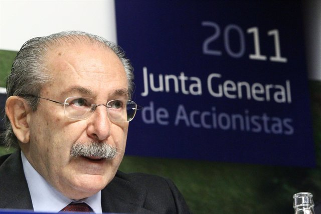 Luis Del Rivero, De Sacyr