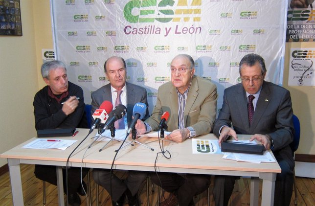 CESM Convoca Una Huelga Entre Los Médicos De Castilla Y León