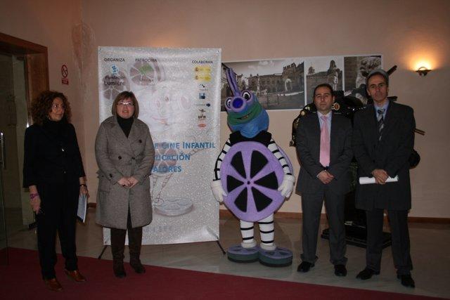 Presentación De Las Jornadas De Cine Infantil