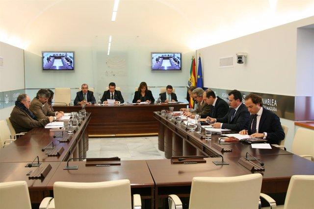 Reunión Junta Portavoces
