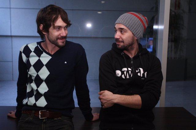 Marcos Casal y Raúl Delgado