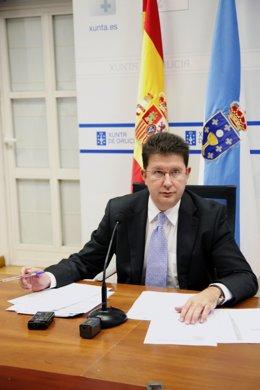 José María Barreiro, director xeral de Función Pública