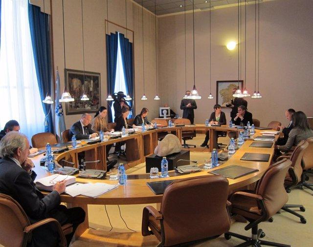 Xunta De Portavoces Del Parlamento Gallego