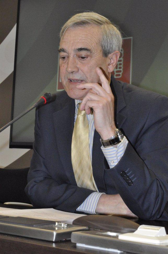 Javier Sada, En La Rueda De Prensa