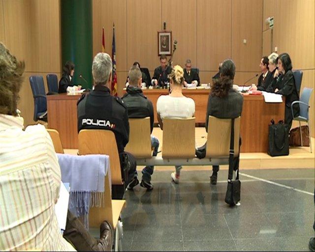 Juicio En La Sección Segunda De La Audiencia De Valencia