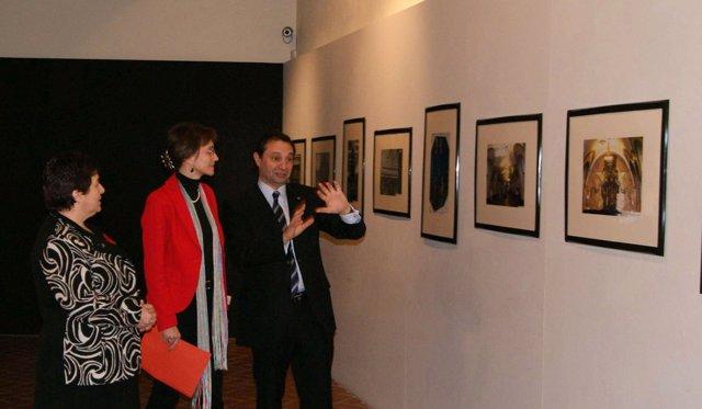 Inauguración De Las Exposiciones Sobre Rusia