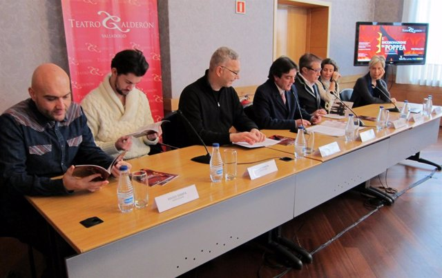 Presentación De La Ópera 'La Coronación De Popea' En El Calderón De Valladolid