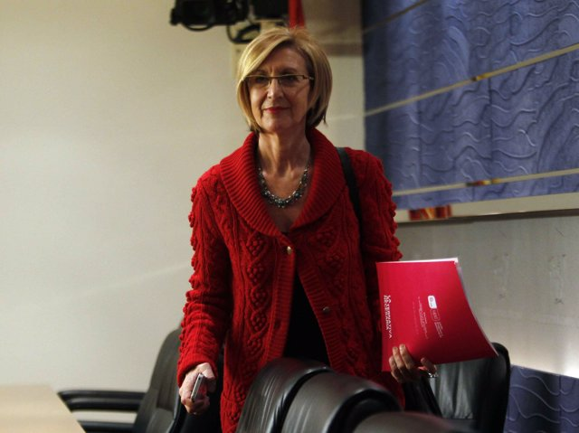 Líder De UPYD, Rosa Díez