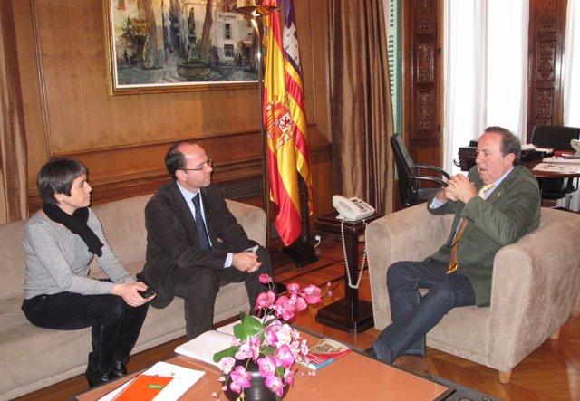 Simón Gornés Y José María Rodríguez