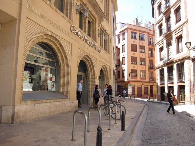 Centro Joaquín Roncal De La Fundación CAI-ASC En Zaragoza