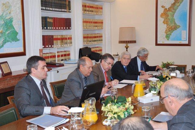 Comité Ejecutivo De La Mancomunidad De Canales Del Taibilla