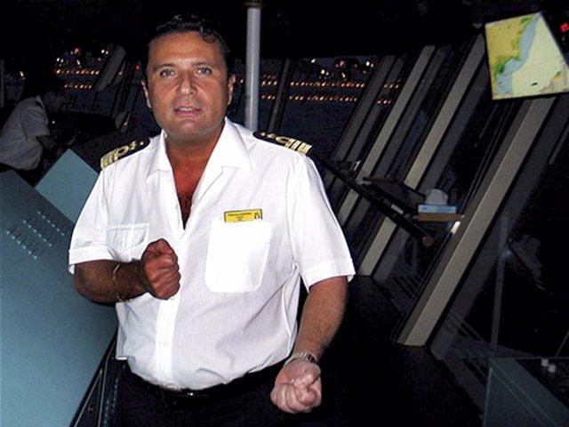Capitán Del 'Costa Concordia', Francesco Schettino