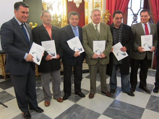 Firma Del Marco Estratégico Provincial De Desarrollo Económico