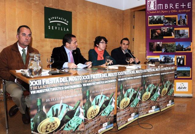 Imagen De La Presentación De La Feria