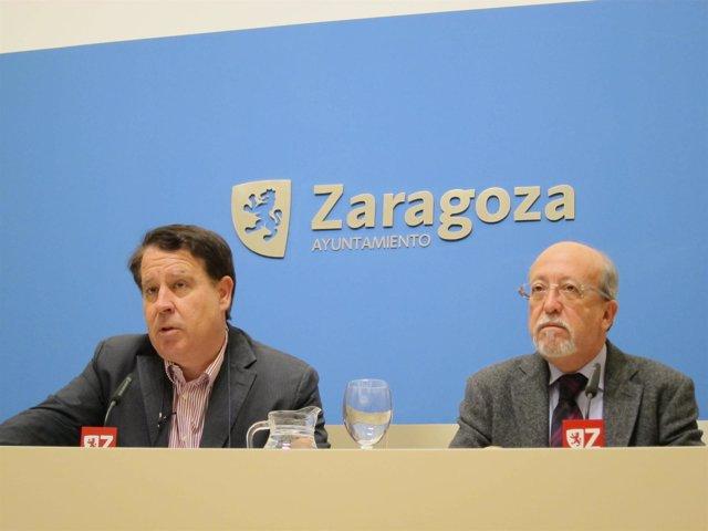 Jerónimo Blasco Y Miguel Ángel Tapia