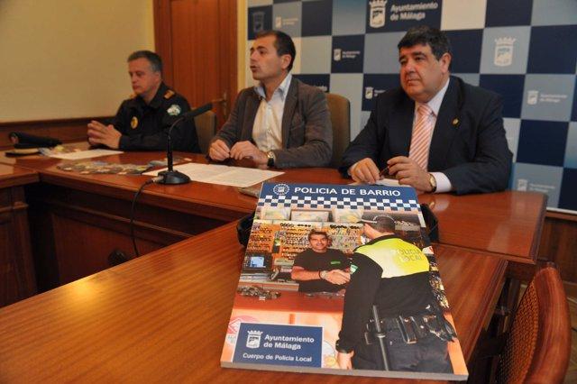El Concejal De Seguridad, Julio Andrade