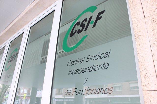 CSIF , CIUDAD REAL