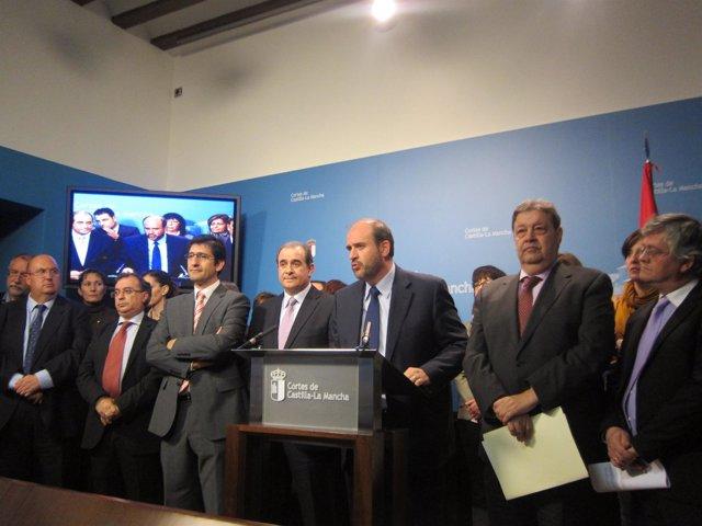 PSOE En Las Cortes