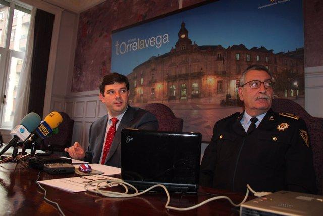 Presentación De La Memoria De La Policía Local De Torrelavega