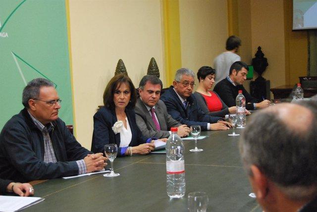 La Delegada Provincial Del Gobierno Andaluz, Remedios Martel