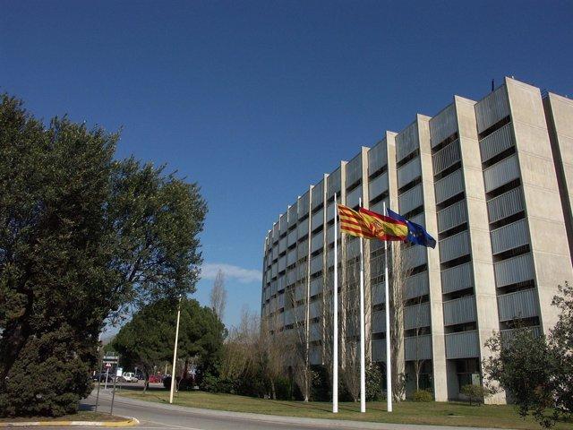 Sede Del Área Metropolitana De Barcelona