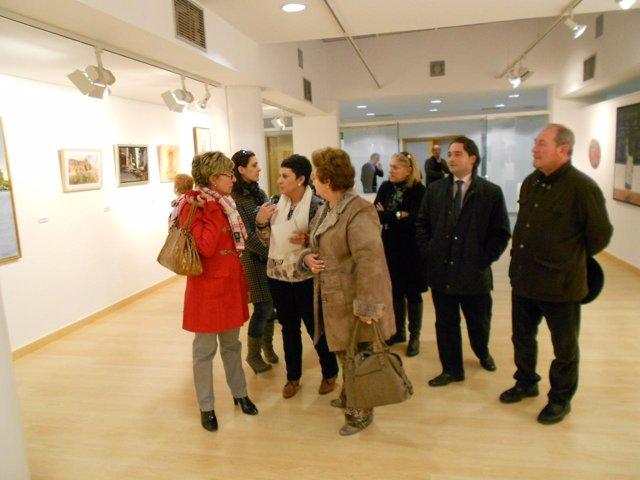 Concejales Ayuntamiento De Murcia Muestran Su Apoyo A  Vecinos Del Carmen