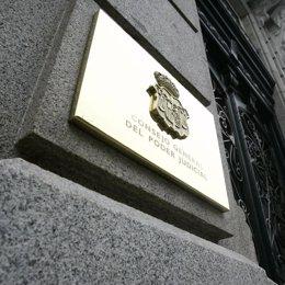 Consejo General del Poder Judicial CGPJ