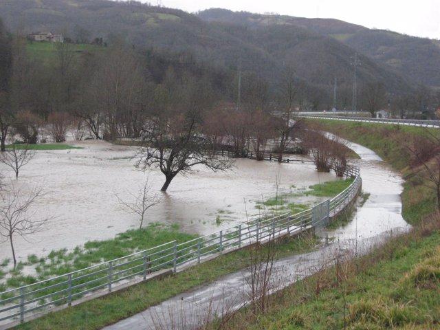 Inundaciones Nalón