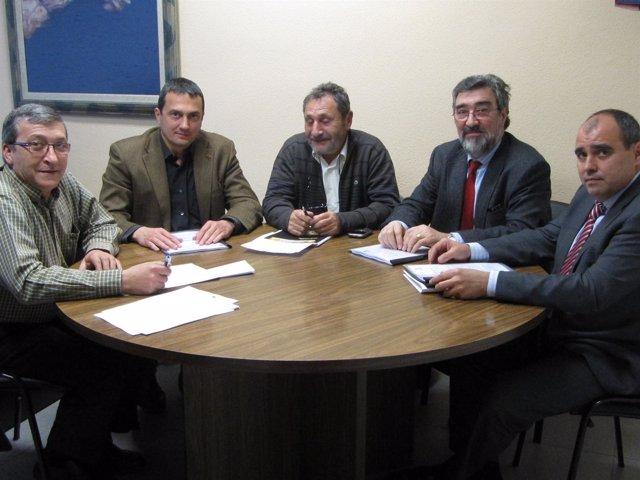 Reunión Izquierda Unida Y Aremur