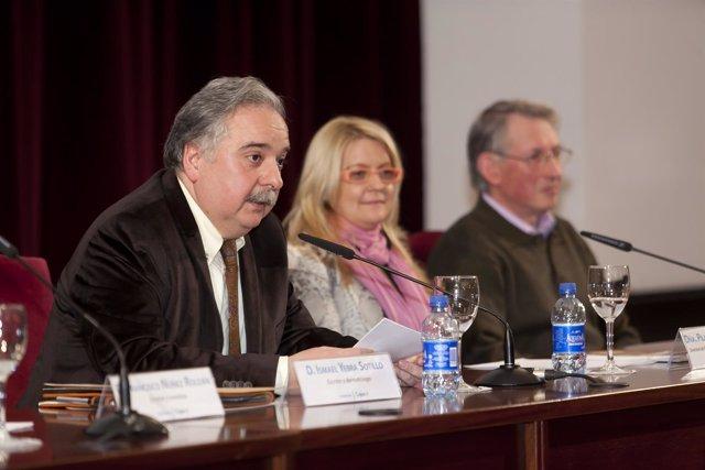 Presentación Del Libro 'Memorias De Juan Calasancio' De Ismael Yebra Sotillo