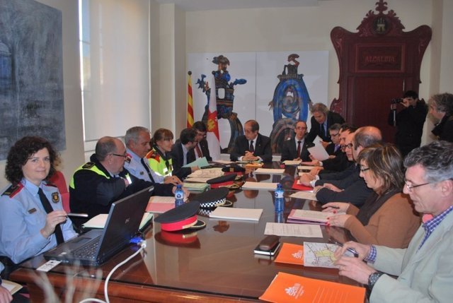 Junta De Seguridad Local De Sitges