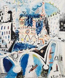 Notre Dame De París, De Picasso