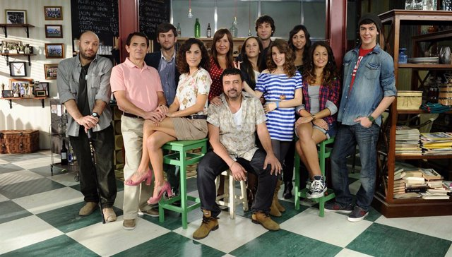 Serie De Antena 3 Con El Culo Al Aire